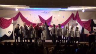 """PÜG lauluvõistlus 2012 - 5.a klass """"Tean, ei tea"""""""