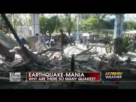 Earthquake Mania - 321 Quakes Hitting the Globe Last Week (Apr 19, 2012)