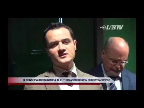 Protocollo d'intesa tra il conservatorio musicale di Benevento e la Soundtracks PRO di Torre Orsaia