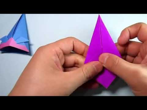 Simply Easy Making Paper Cap Origami Lovely Cap Step by Step for Kids