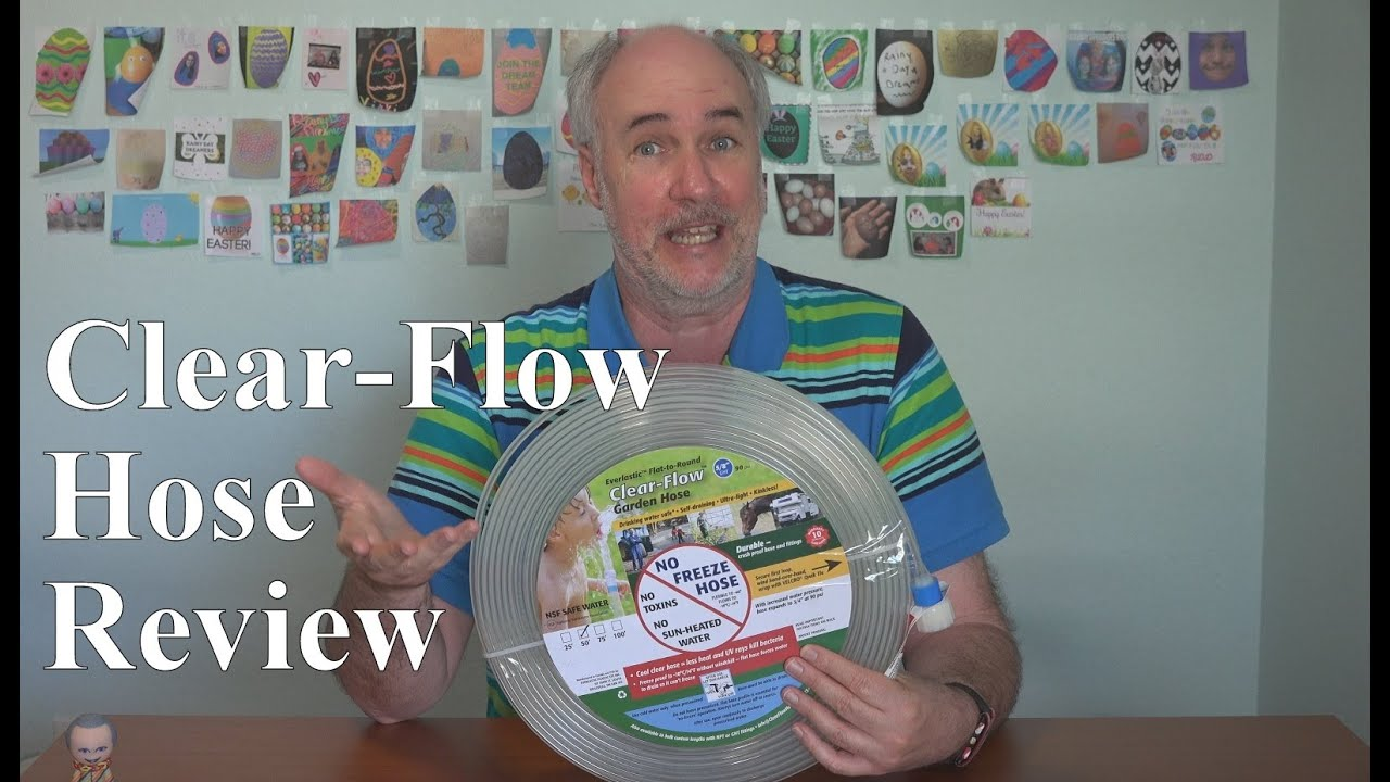 Clear-Flow Hose Review | EpicReviewGuys in 4k  sc 1 st  YouTube & Clear-Flow Hose Review | EpicReviewGuys in 4k - YouTube