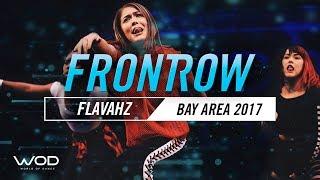 Flavahz Crew (Angel Gibbs, Tam Rapp & Ti Rapp) | FrontRow | World of Dance Bay Area 2017 | #WODBAY17