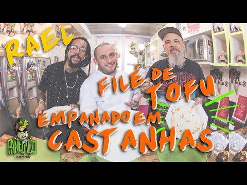 Filé de tofu com Rael e chef André Vieland | Panelaço do João Gordo