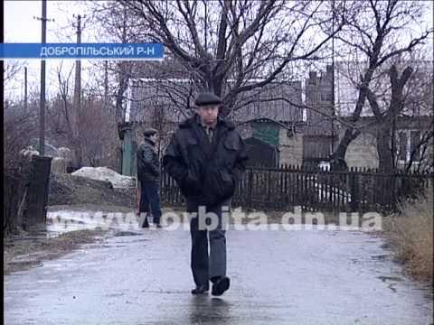 Двойное убийство в Добропольском районе