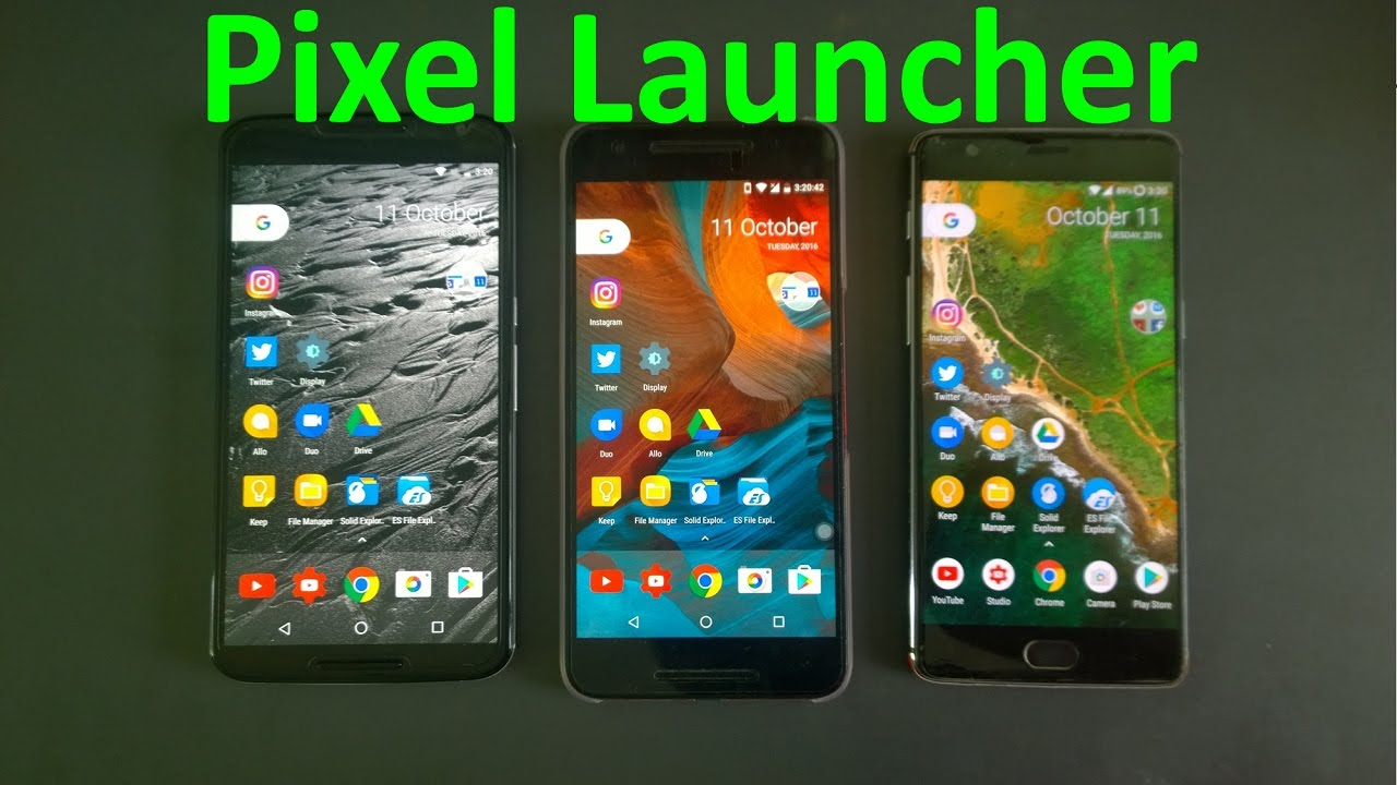 Google Pixel Launcher & pixel icon pack Overview(Review, apk, zip,  Download, Install, How to Create)