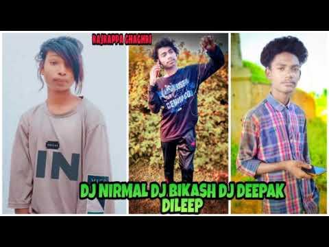 NEW HINDI DJ SONG 2020    NACHHE AAJ CHHAM CHHAM    (BHAGI 2)    D J BIKASH NDD    (RAJRAPPA GHAGHR)