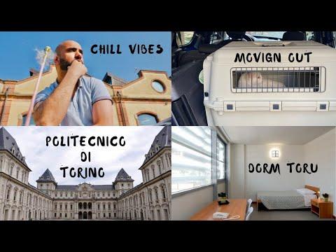 Italian university dorm tour | Politecnico di Torino | Moving out Vlog