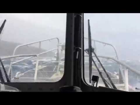 DFN: B-Roll: Coast Guard searches for kayaker off Maui, HI, UNITED STATES, 02.18.2018