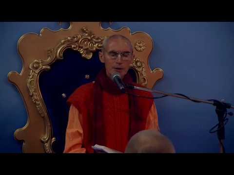 Шримад Бхагаватам 1.14.37 - Ядурадж прабху