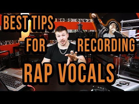 4 Cheats For Recording Rap Vocals At Home