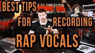 4 Cheats For Recording Rap Vocals At Home