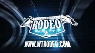 World s Toughest Rodeo - Wells Fargo Arena January 9-10, 2015