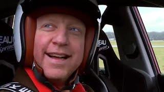 Boris Becker Lap | Top Gear
