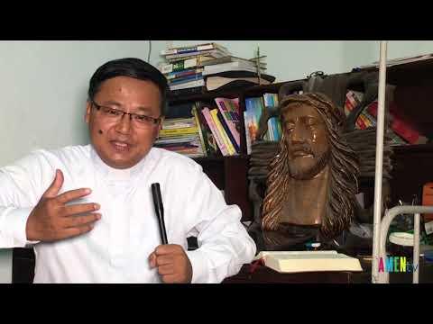 Tại sao người Công Giáo lại tôn kính ảnh tượng?  trình bày: Lm. Giuse Trương Hoàng Vũ, DCCT