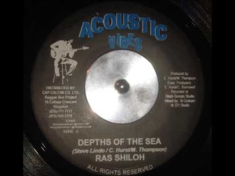 Ras Shiloh - Depths Of The Sea