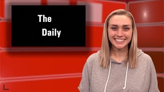 The Daily with Leigha Bruce November 12th, 2018