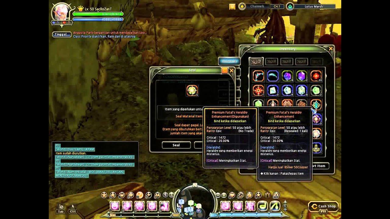 Dragon Nest - 50 Altea's Box Opening Mana Ridge - YouTube