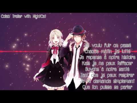 Nightcore French (Subeme La Radio - cover SARA'H) + paroles Trailer