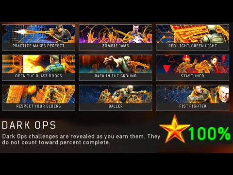 ALL 9 Dark Ops Challenges in Blackout! (How to Complete Them)