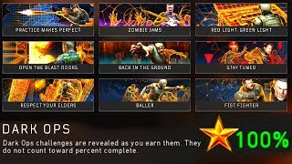 ALL 9 Dark Ops Challenges in Blackout How to Complete Them