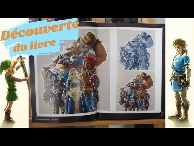 The Legend of Zelda - Breath of the Wild: La Création d un Prodige (Livre - Art book)