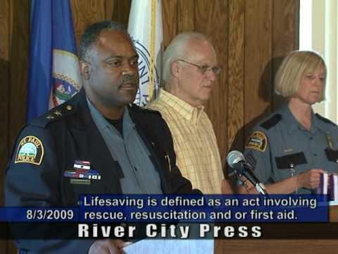 SPPD Life Saving Awards