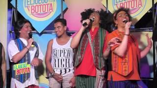 T08-C17 / #JuegoBotota / Pollada Peruano-Boliviana