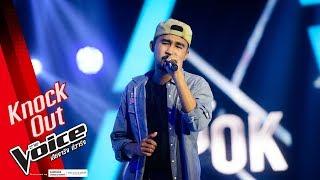 ป๊อก - ปรากฏการณ์ - Knock Out - The Voice 2018 - 21 Jan 2019