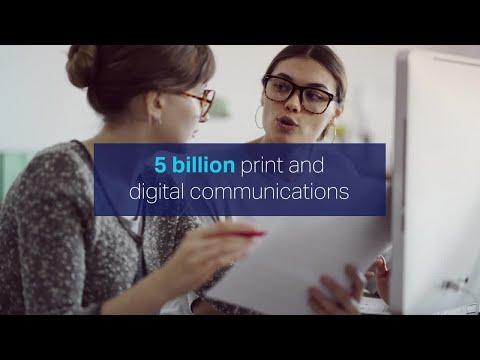 Broadridge Financial Personalizes Billions Of Communications Per Year