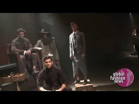 Greg Lauren Fall / Winter 2016 Men's Backstage   Global Fashion News