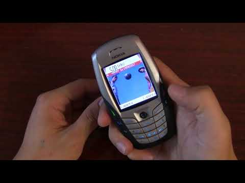 """Nokia 6600 """"Пирожок"""" эмоциональный обзор"""