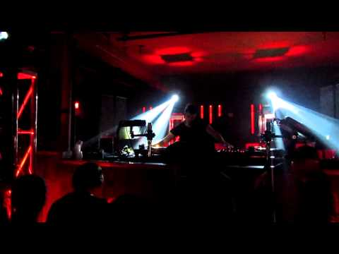 "Konrad Black mixes LIVE at ""Motor Revisited"", Hamtramck, Michigan, 11-26-2011, Part 2"