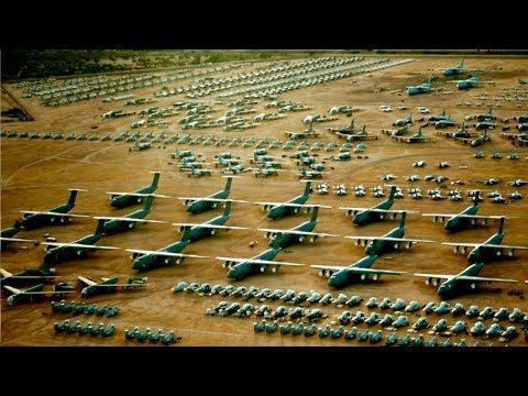 History of the U.S. Air Force Boneyard (HD)
