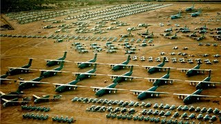 History of the U.S. Air Force Boneyard (HD)