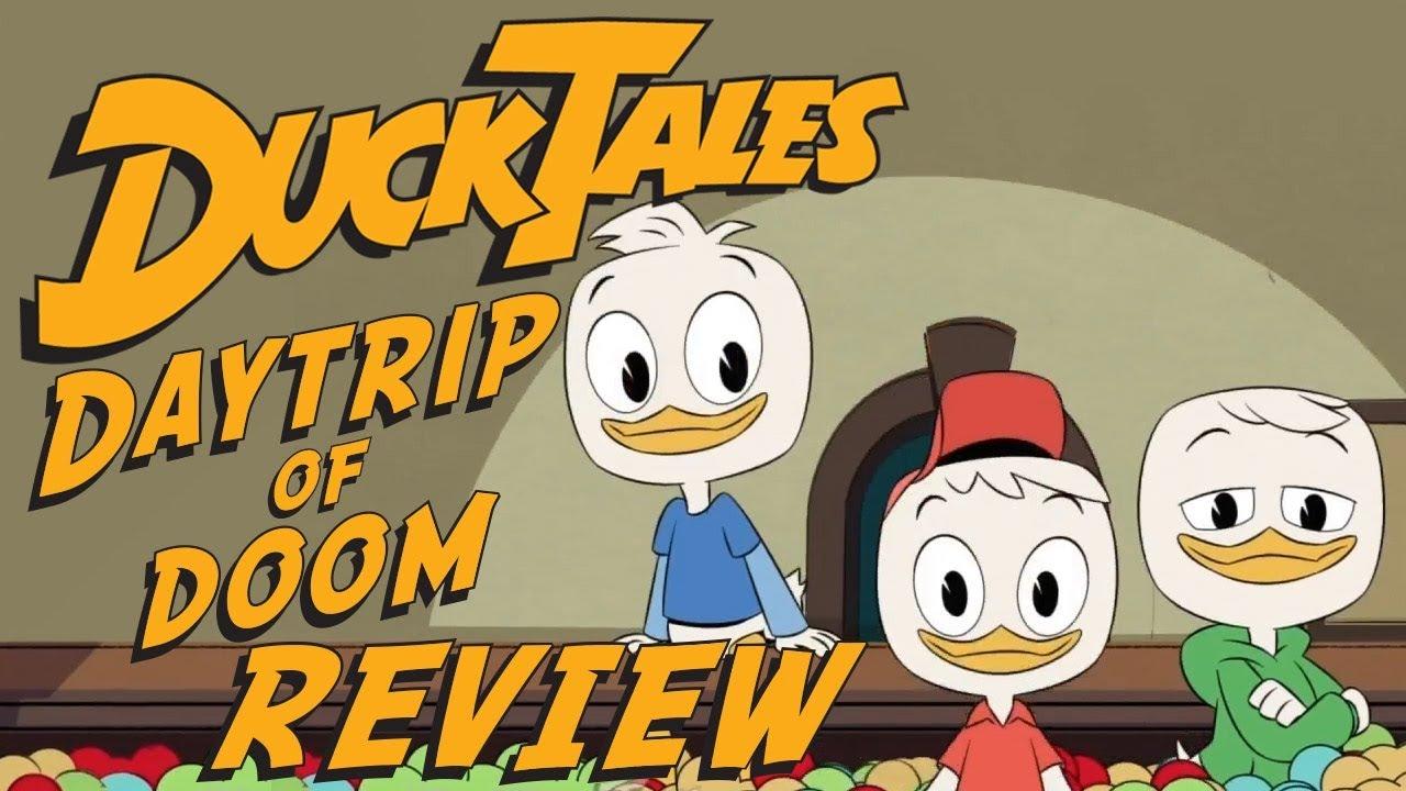 day trip of doom ducktales