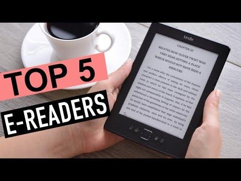 BEST 5: E-readers 2018