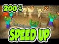 Speed Up 200% - ♪ Top 10 Minecraft Songs - 2017 Best Animated Minecraft Music Video's ever