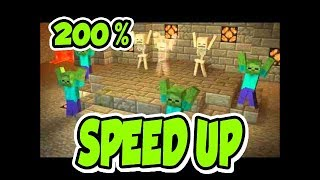Speed Up 200% - ♪ Top 10 Minecraft Songs - 2017 Best Animated Minecraft Music Video