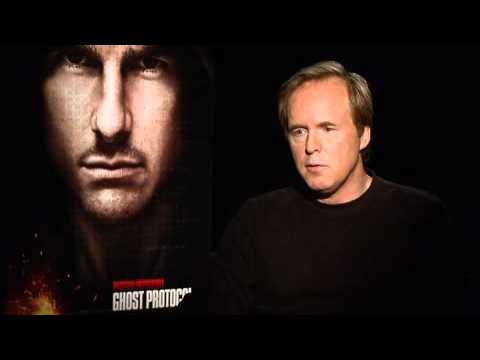 Mission Impossible 4 Interview Brad Bird Part 1