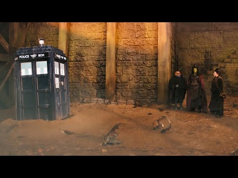 The Twelfth Doctor Has Arrived | Deep Breath | Doctor Who