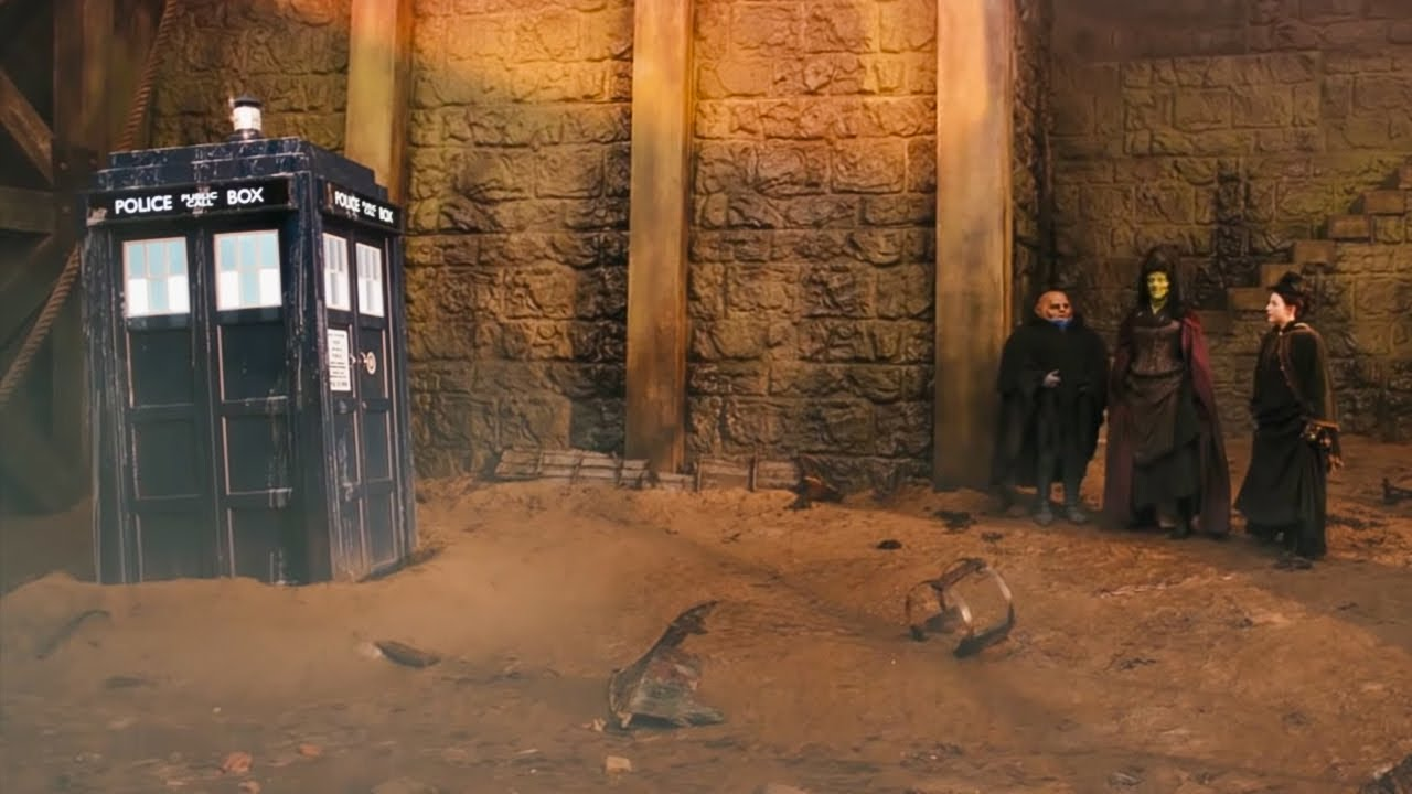 Download The Twelfth Doctor Has Arrived | Deep Breath | Doctor Who