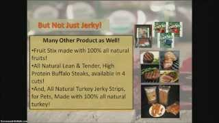 Presentation of Jerky Direct and the Super 6 Power Team