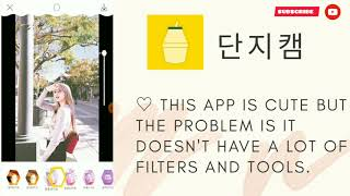 Top 9 Best Selfie/Selca Camera Apps 2019 | Korean Camera Editor Apps | Filter for Photo