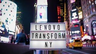 Highlights from Lenovo Transform 2.0