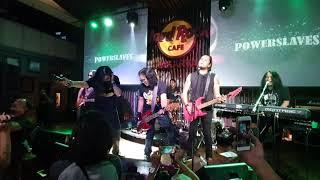 Power slaves - impian live at hard rock cafe jakarta