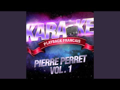Les Baisers — Karaoké Avec Chant Témoin — Rendu Célèbre Par Pierre Perret
