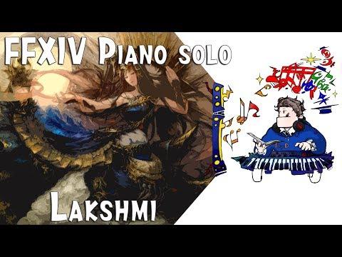 Final Fantasy XIV : Stormblood - Lakshmi's theme ( 락슈미 ) for piano solo (Arr.by Terry:D)