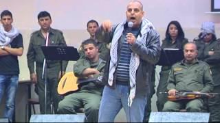 ذكرى استشهاد الشهيد القائد ابو عمار في جامعة بيرزيت