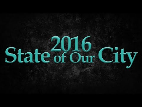 Deerfield Beach State of the City, 2016