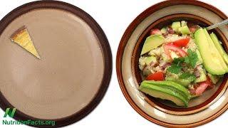 Kalorická omezení vs. rostlinná strava